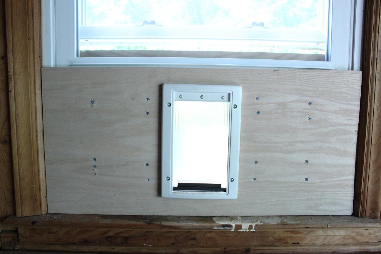 Cat Door Insert For Sliding Windowssliding window cat door insert saudireiki