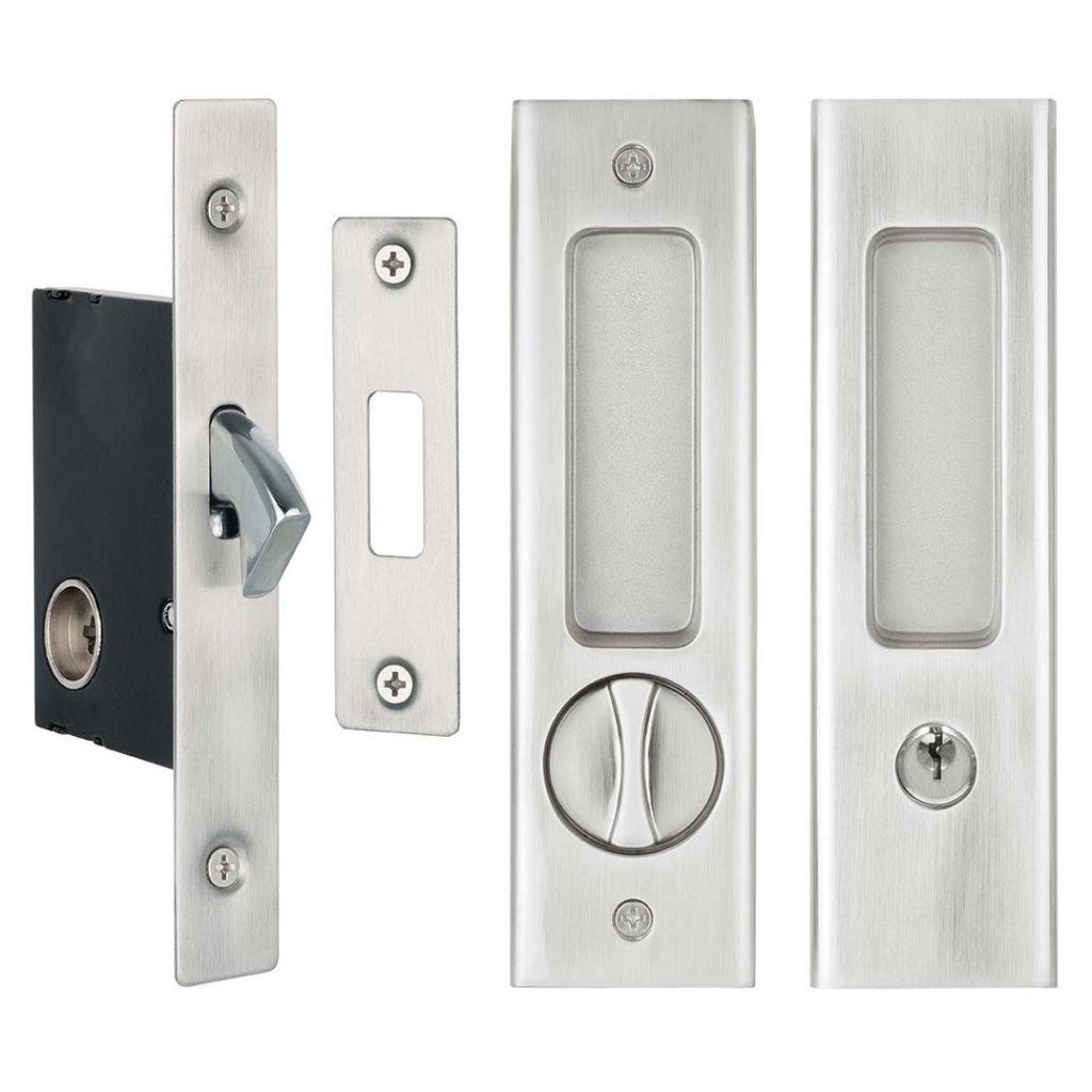 Cavity Sliding Door Locks With Key