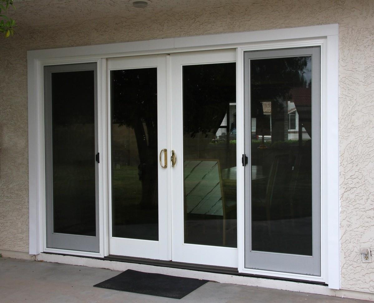 Centre Opening Sliding Patio Doorscentre opening sliding patio doors sliding doors design
