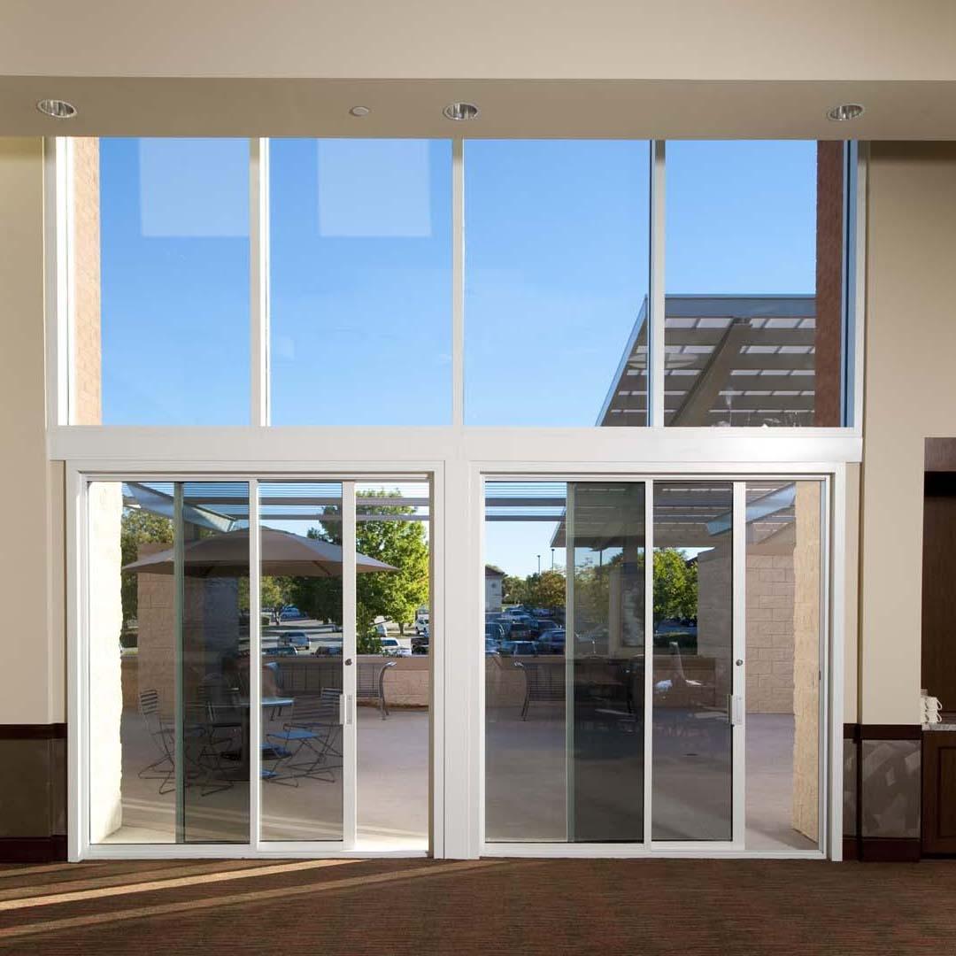 Centre Sliding Patio DoorsCentre Sliding Patio Doors