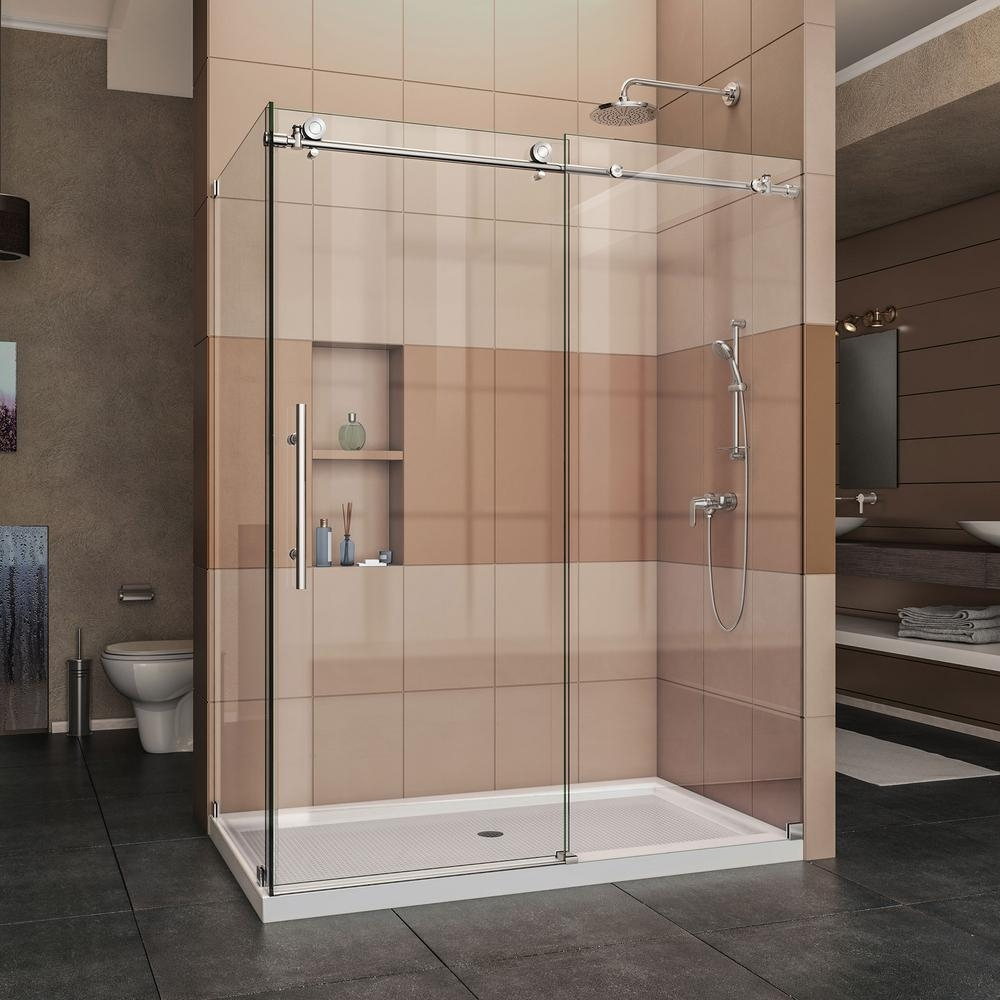 Corner Showers With Sliding Doors1000 X 1000
