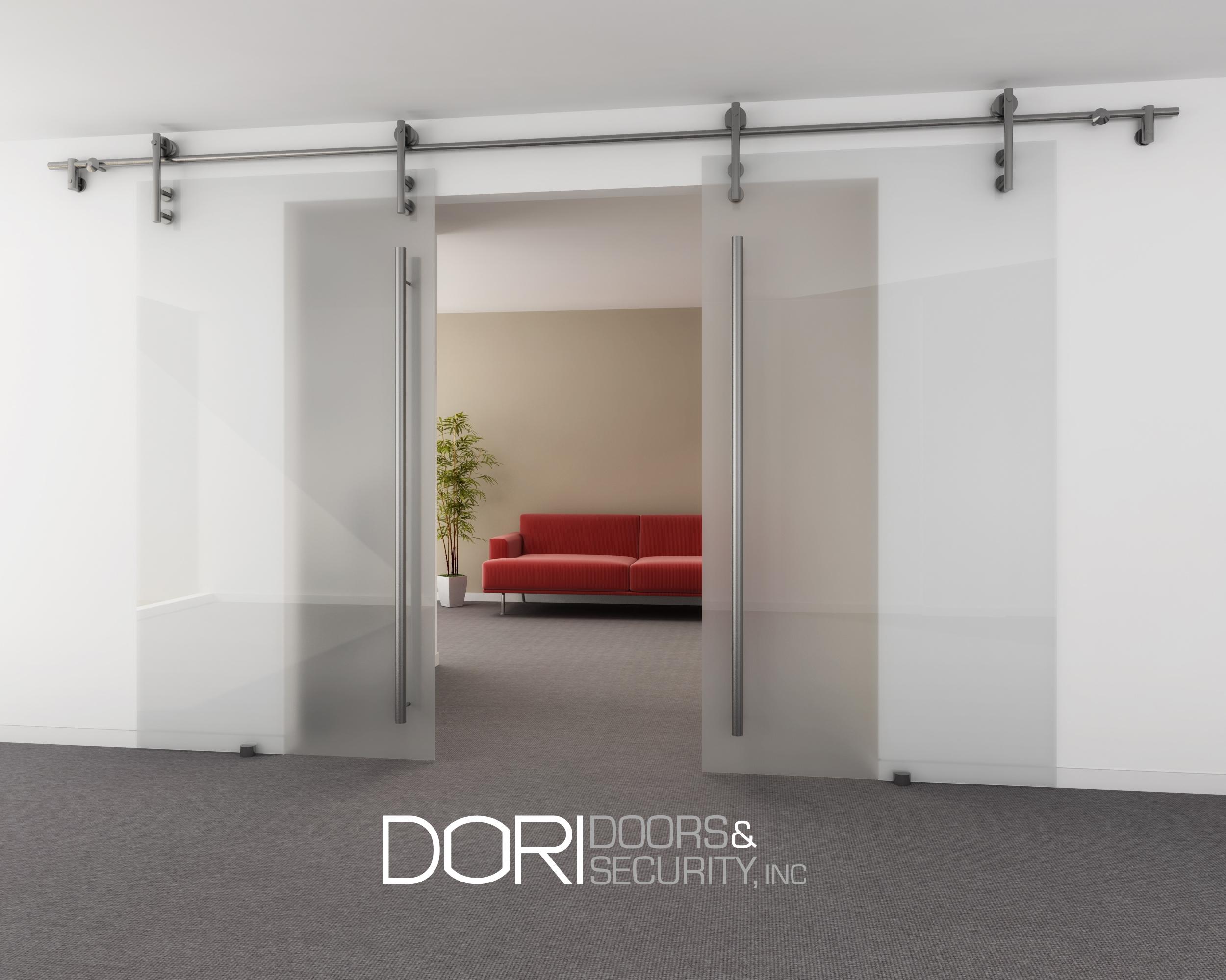 Dorma Glass Sliding Door Track
