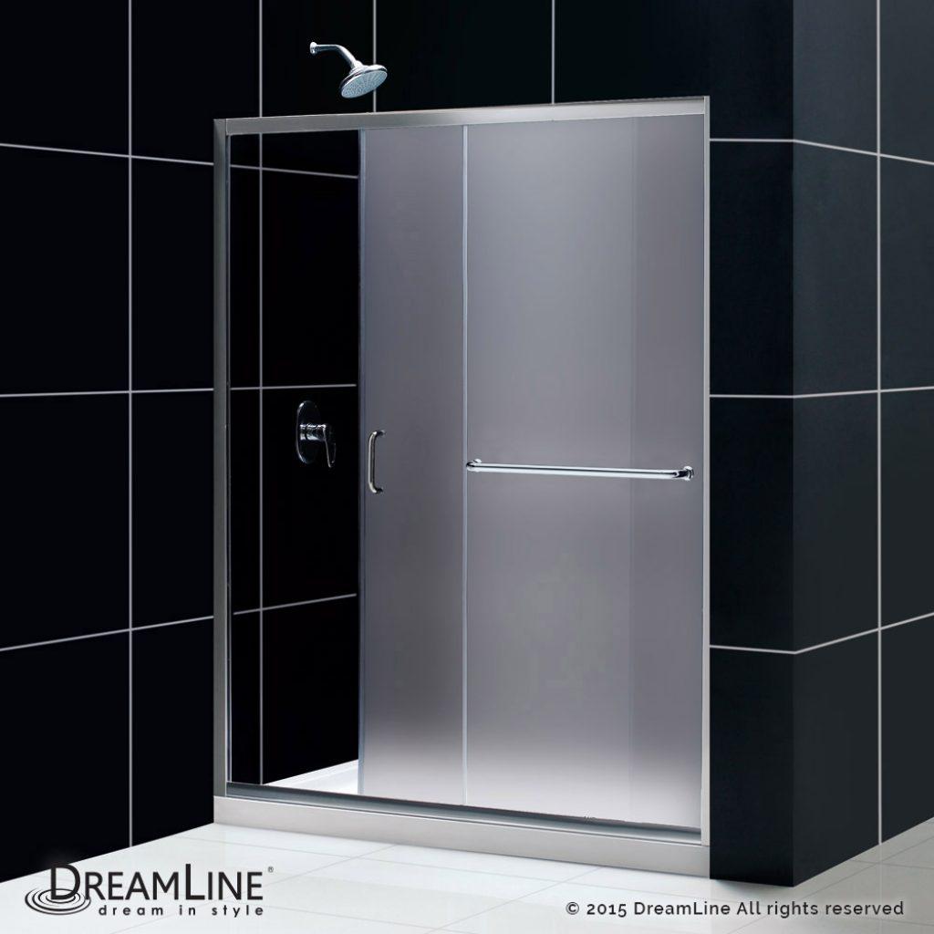 Dreamline Infinity Sliding Shower Door1000 X 1000