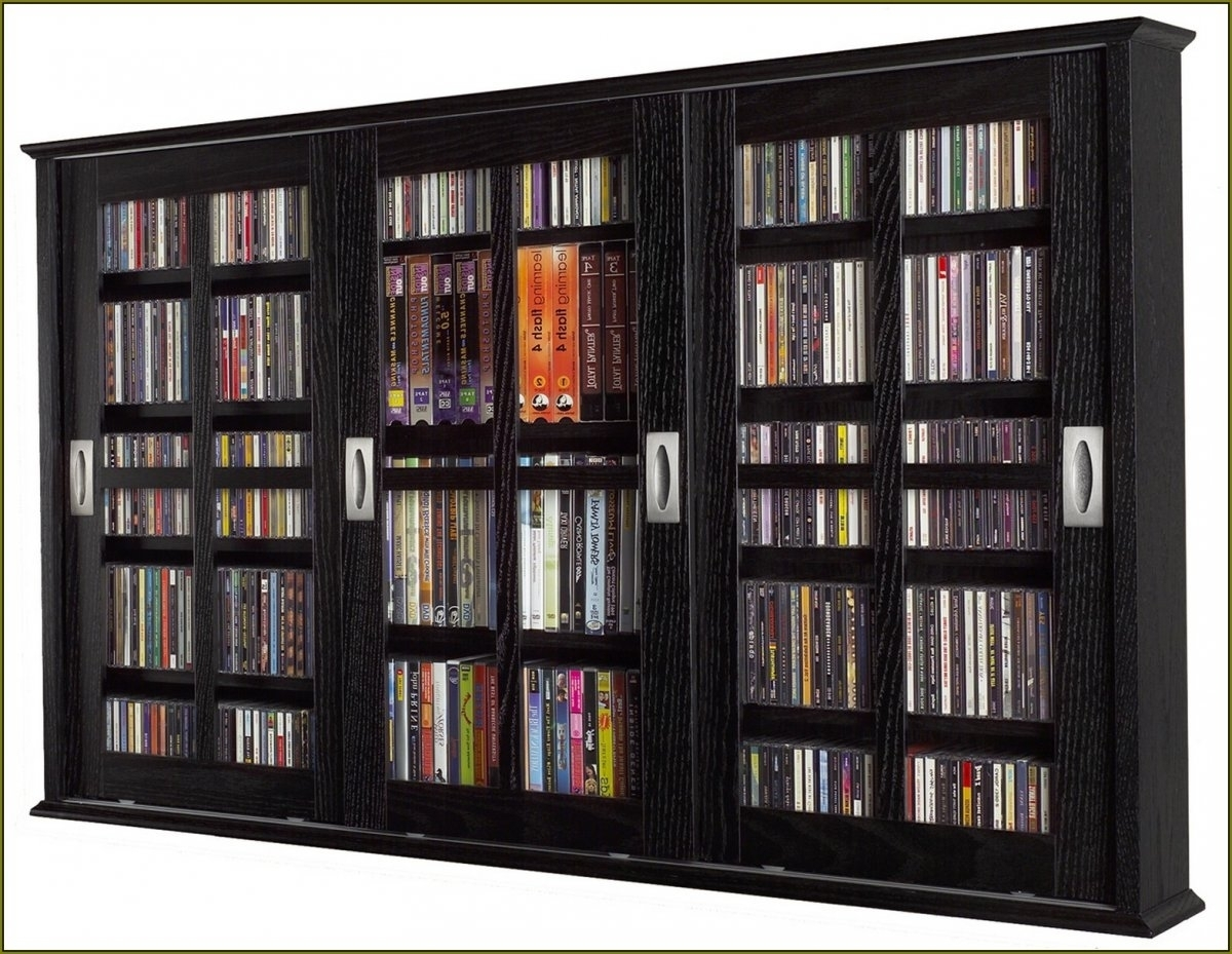 Dvd Storage Cabinet With Sliding Glass Doors1200 X 929