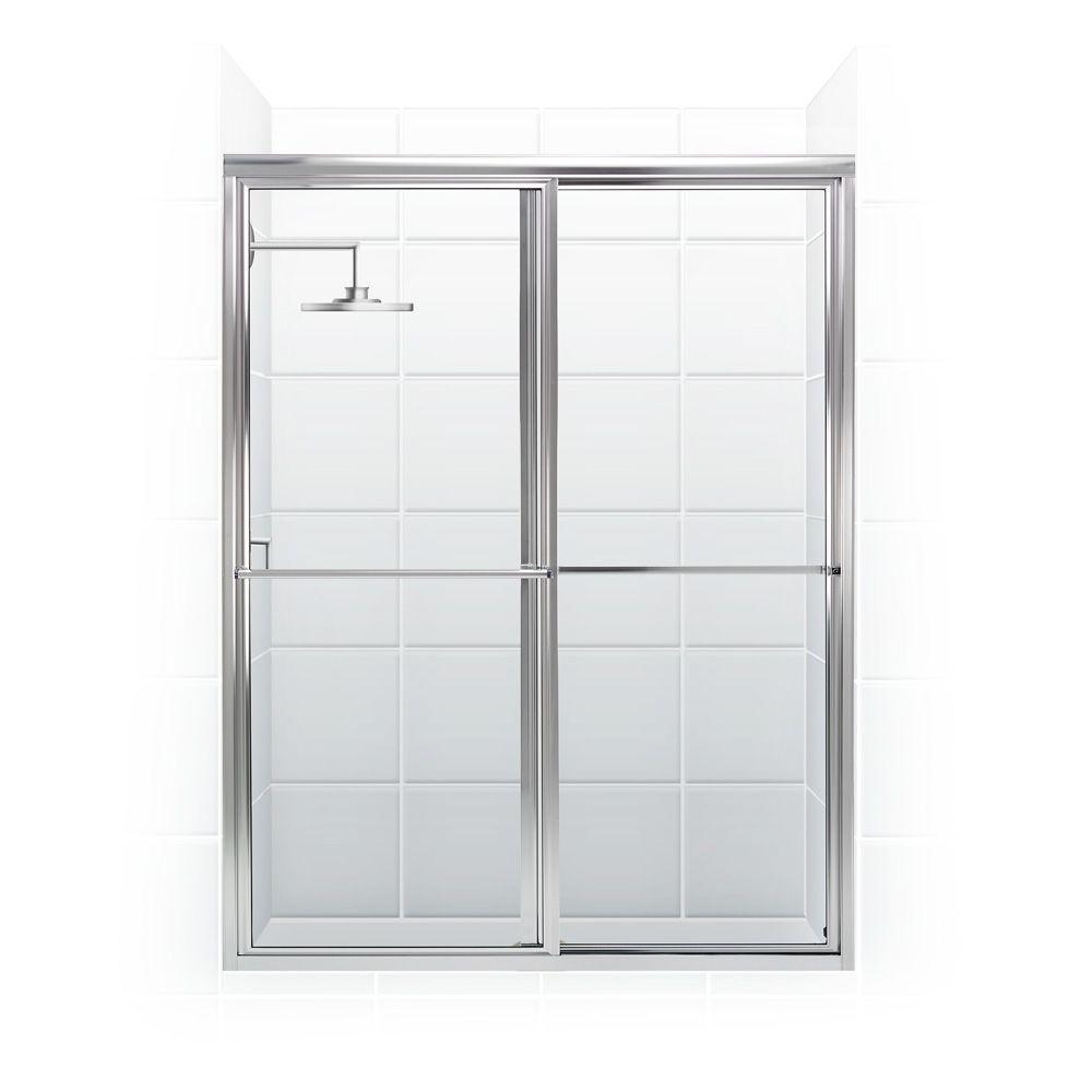 Framed Sliding Shower Door Towel BarFramed Sliding Shower Door Towel Bar