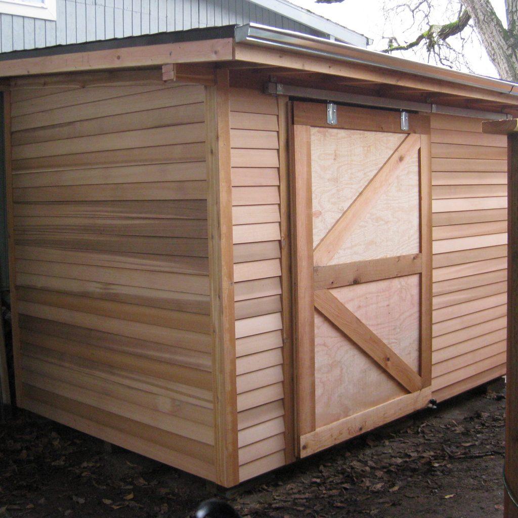 Garden Shed Sliding Door Rollers3264 X 2448
