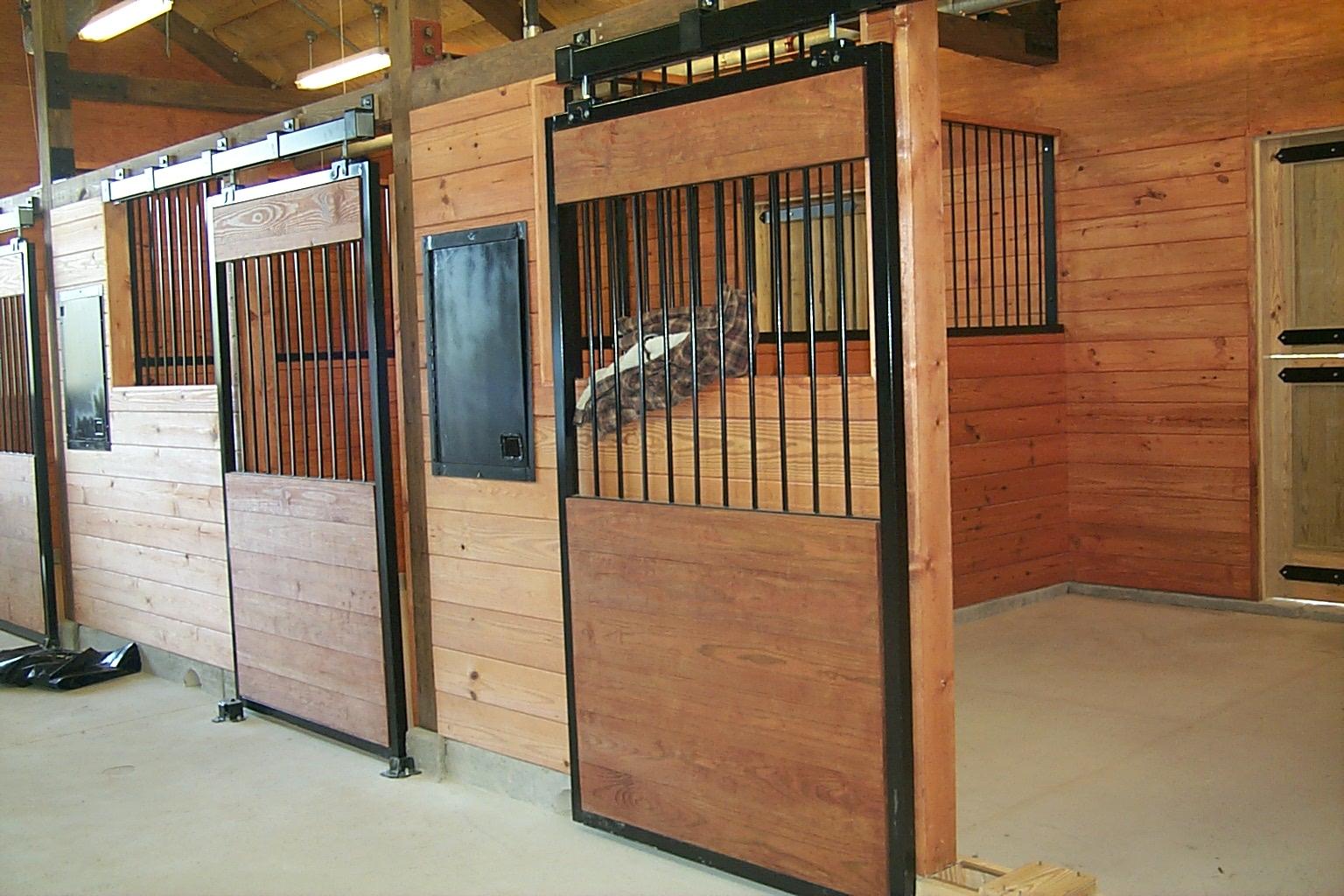 Horse Stable Sliding Doors1536 X 1024