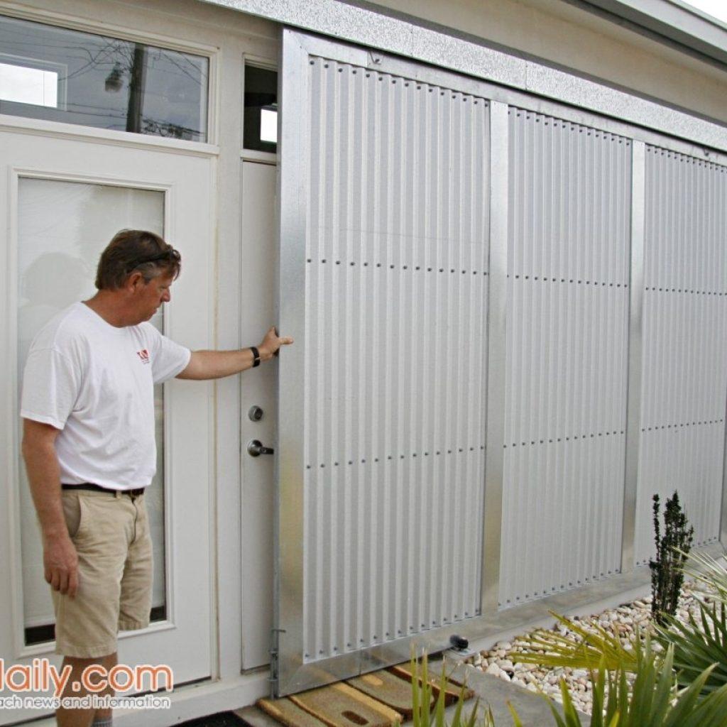 Hurricane Resistant Sliding Doors