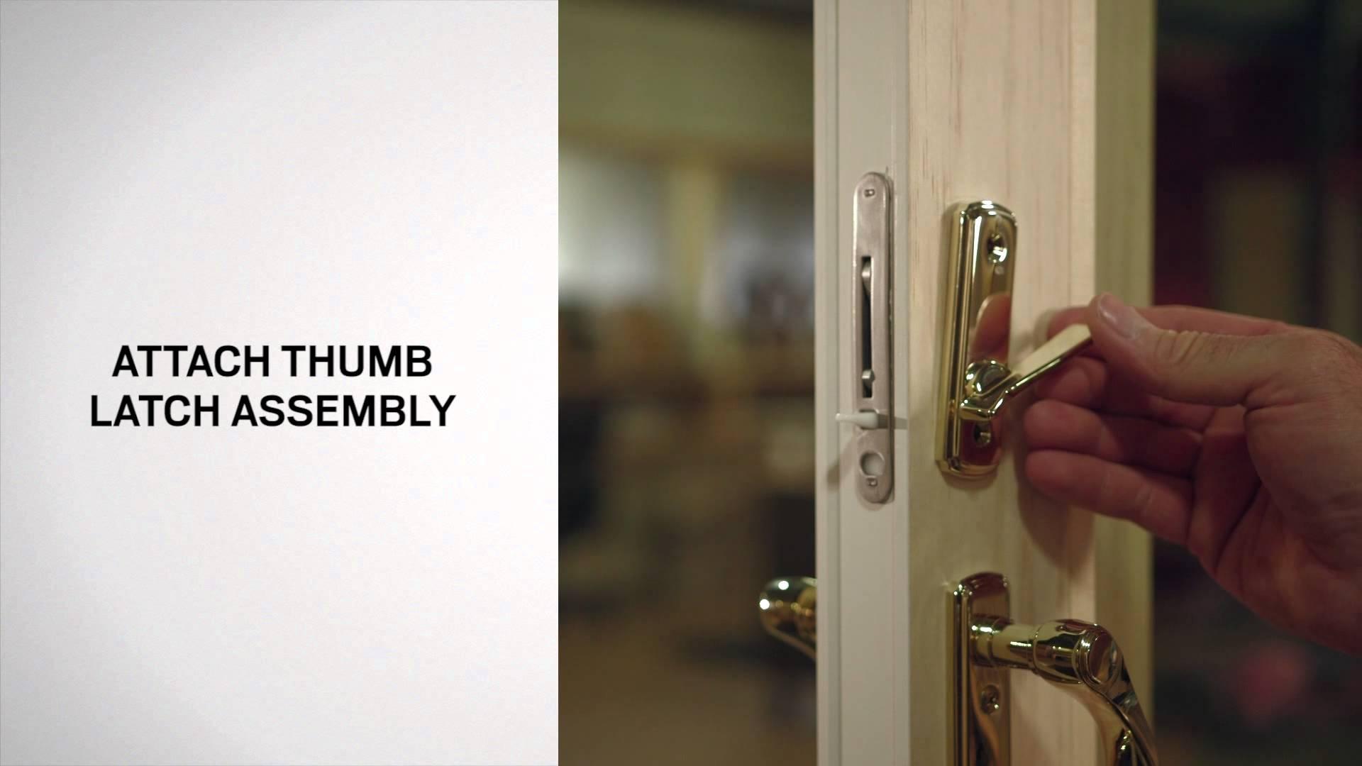 Key Lock For Andersen Sliding Glass Door