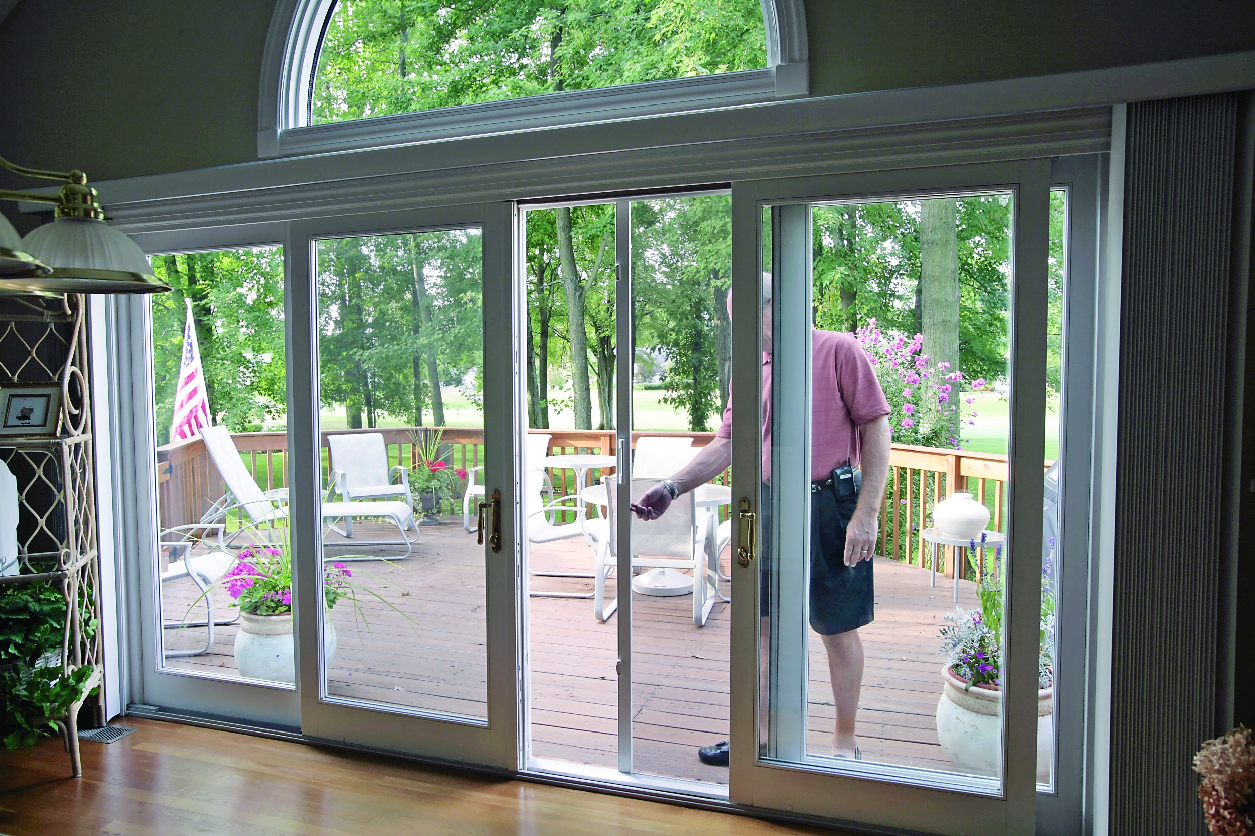 Large Sliding Glass Doors With Screens2496 X 1664