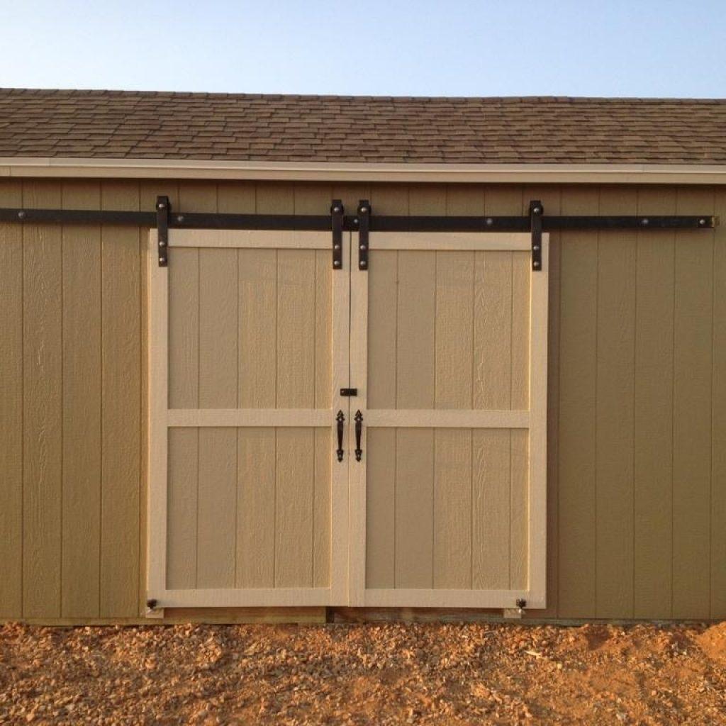 Lock Sliding Barn Door Outsideexterior sliding barn door office and bedroom