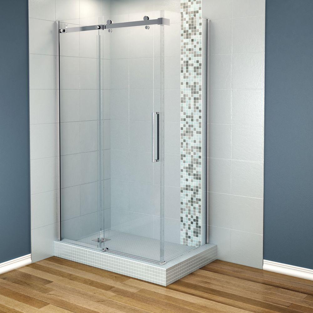 Maax Sliding Glass Shower Doors