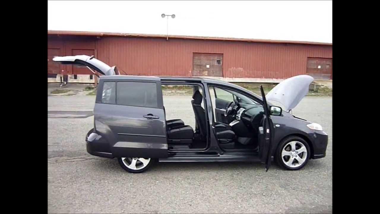 Mazda 5 Sliding Doors Automatic2006 mazda 5 auto 146kms 6 passenger dual sliding doors