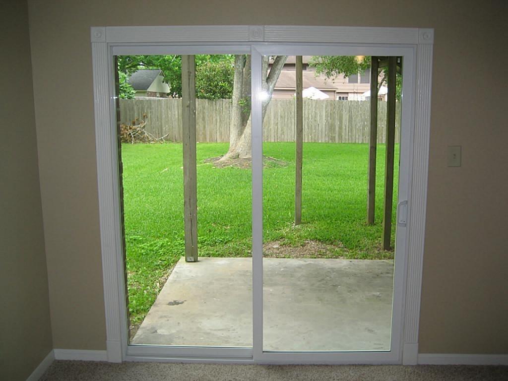 Molding Around Sliding Glass Doormolding around sliding glass door sliding doors design