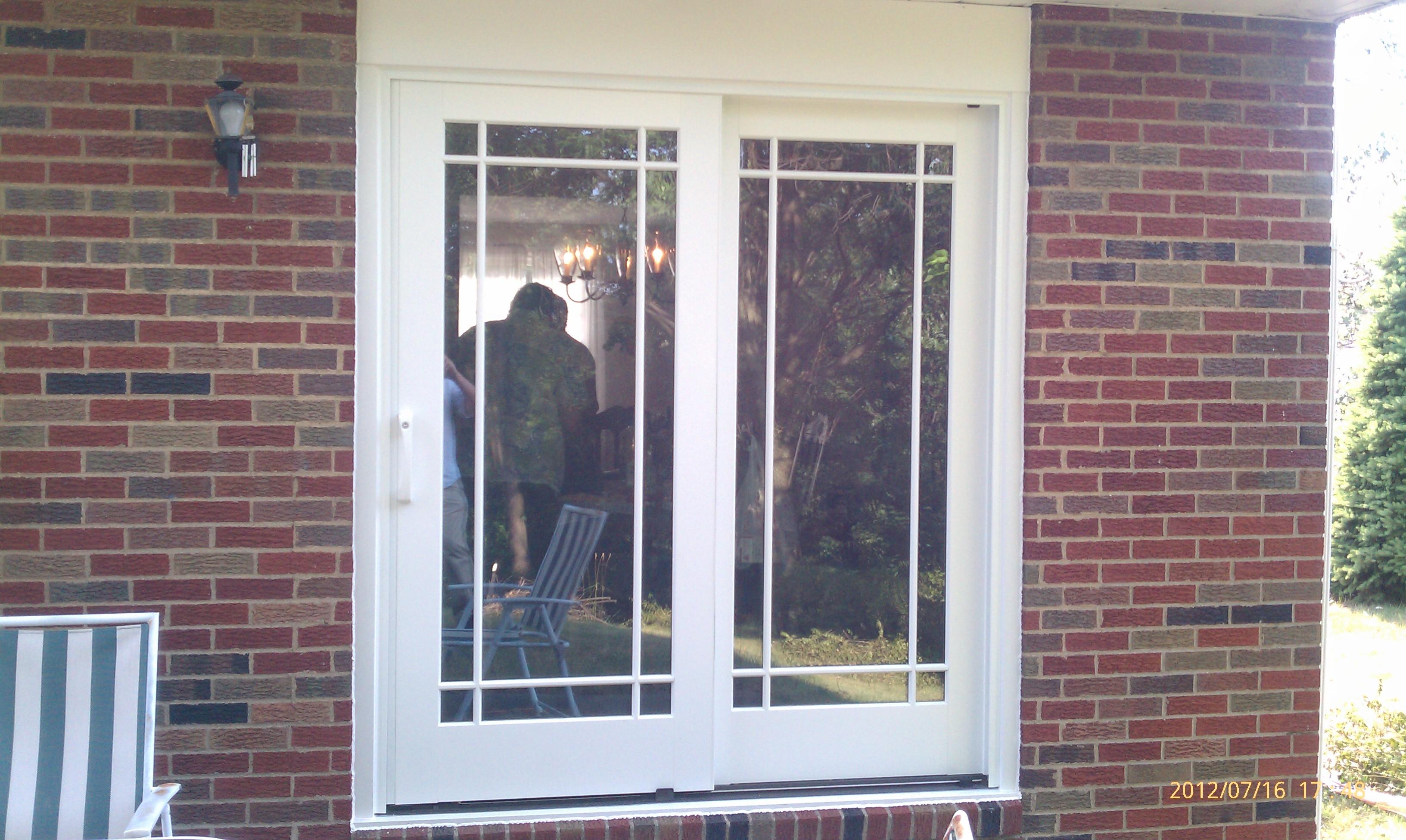 Screen Door For Pella Sliding Glass Door