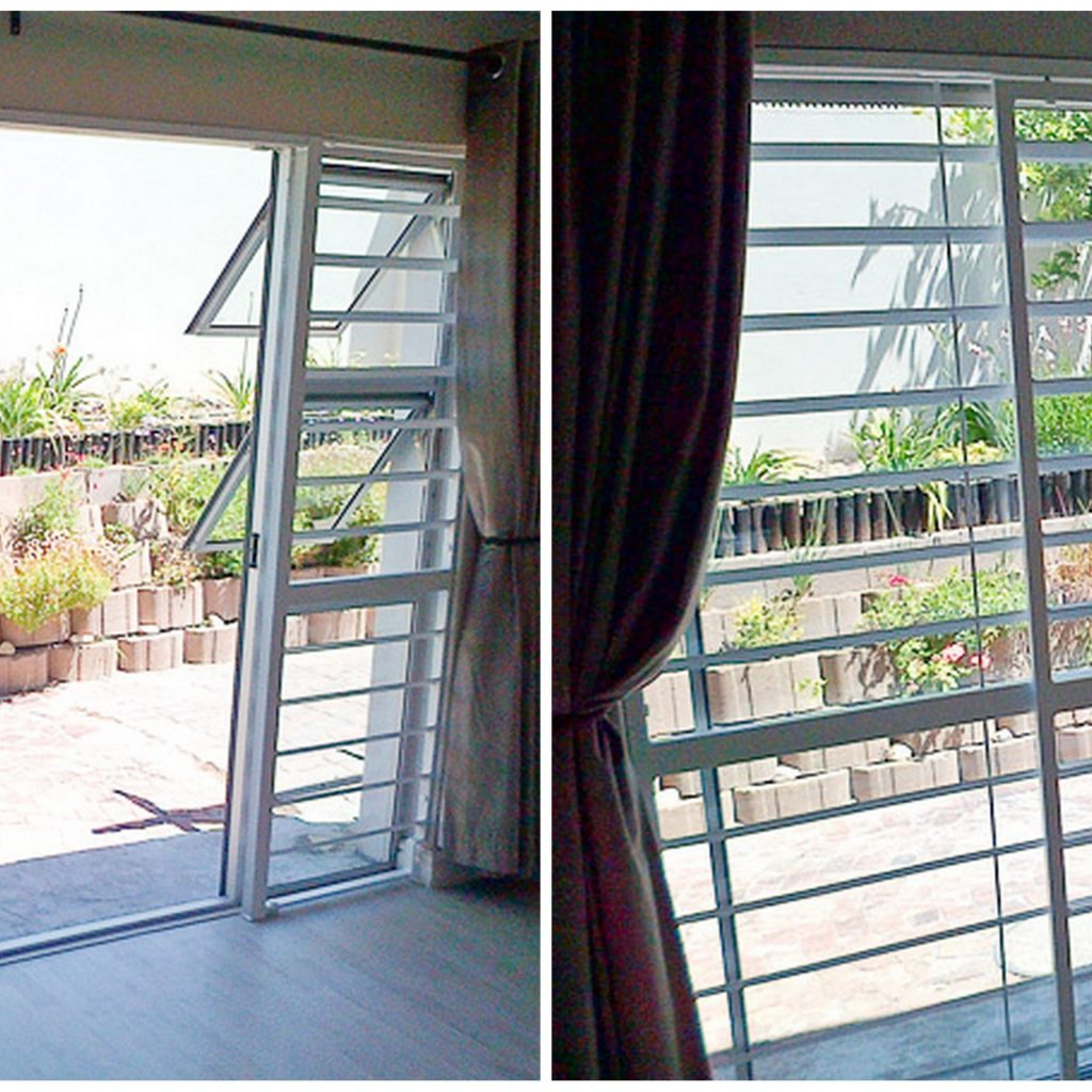 Second Hand Security Gate For Sliding Door