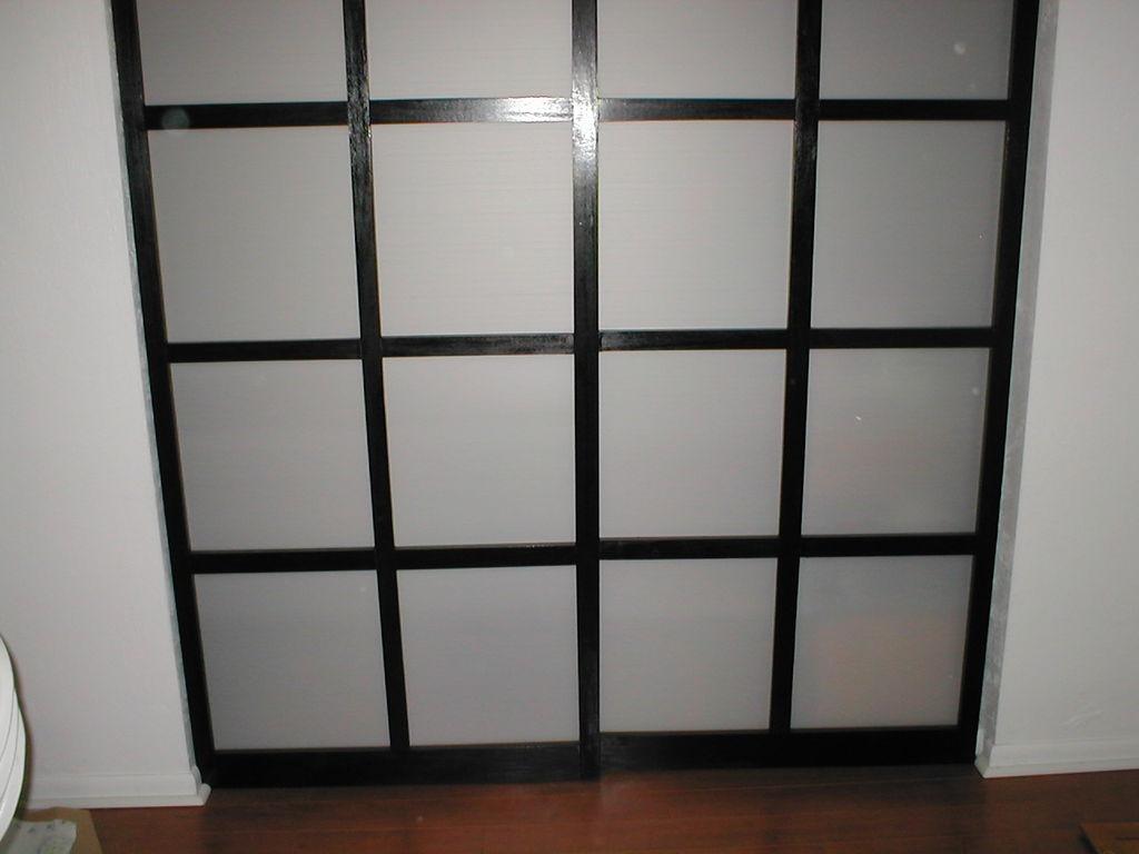 Shoji Sliding Closet Door Kitshoji style sliding closet doors from scratch 7 steps