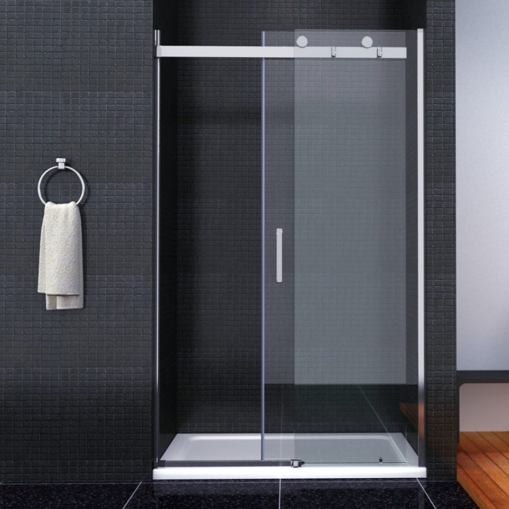 Shower Screens With Sliding Doors