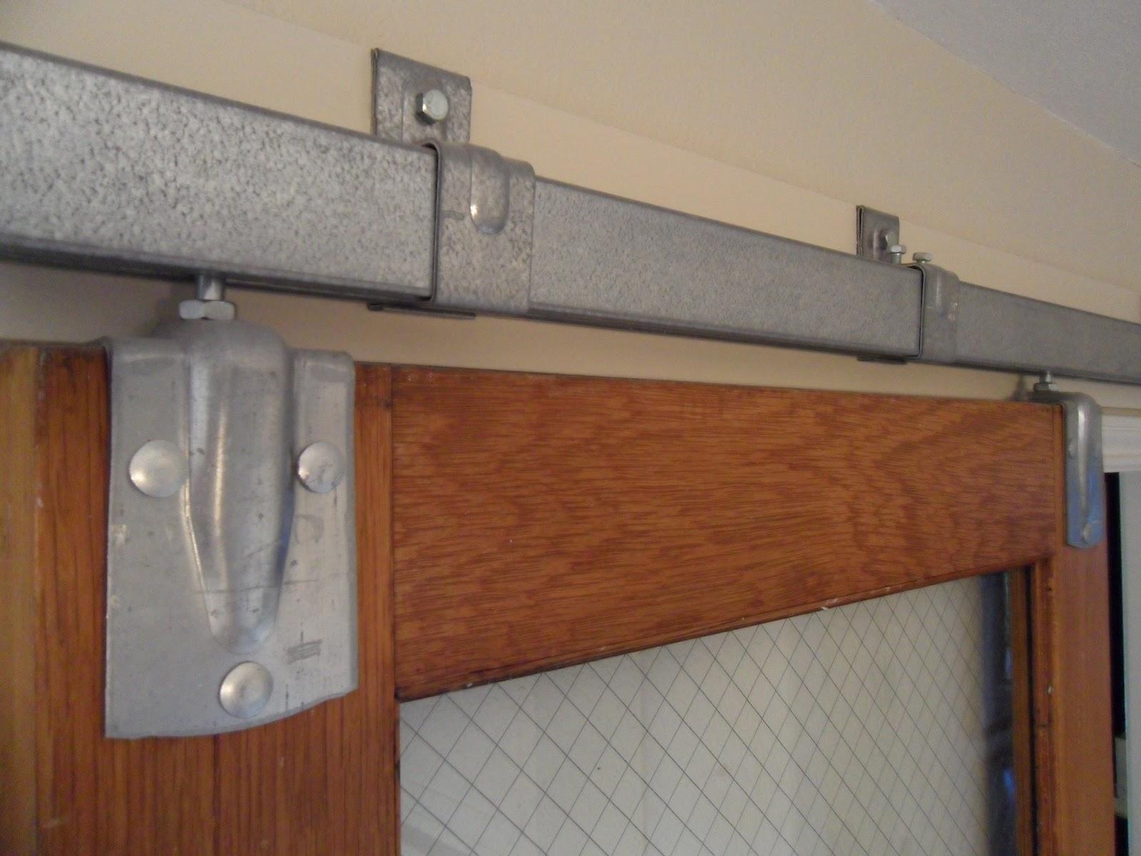 Sliding Barn Door Rail Kit1600 X 1200
