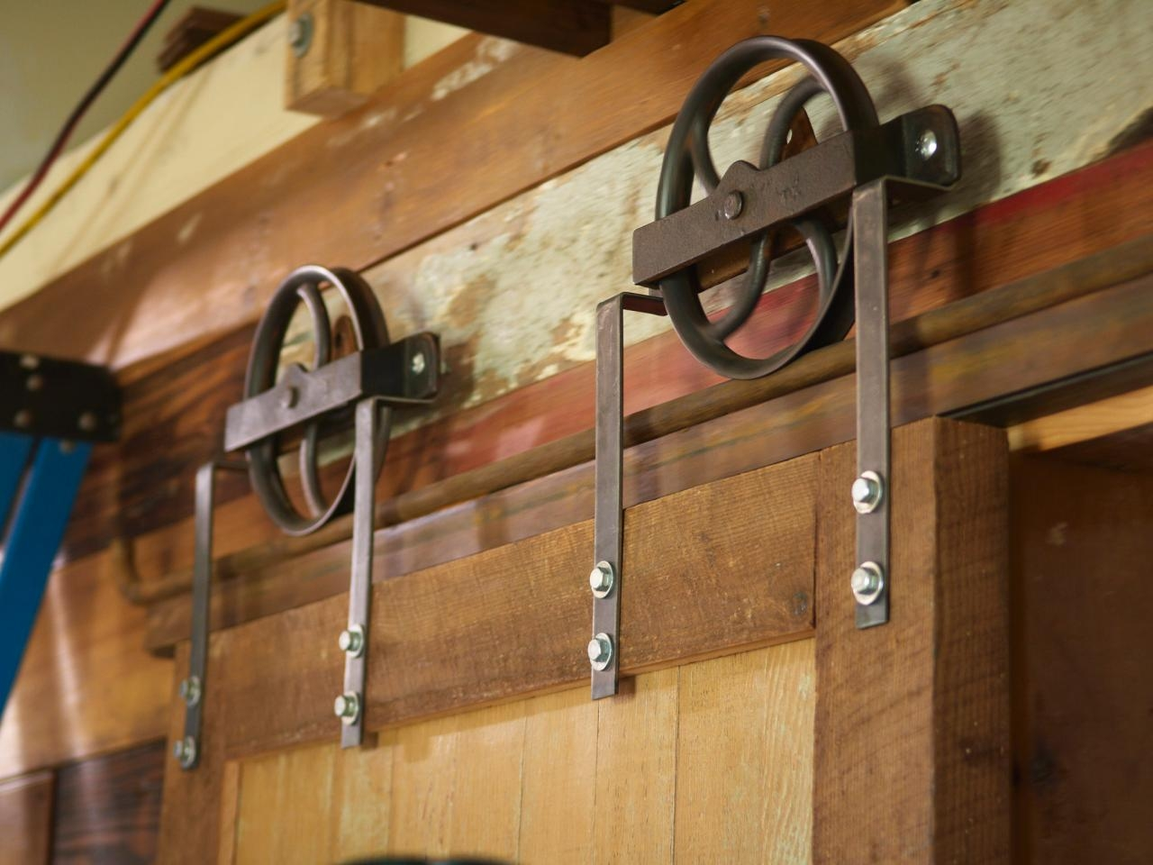 Sliding Barn Door Tracks And Rollers
