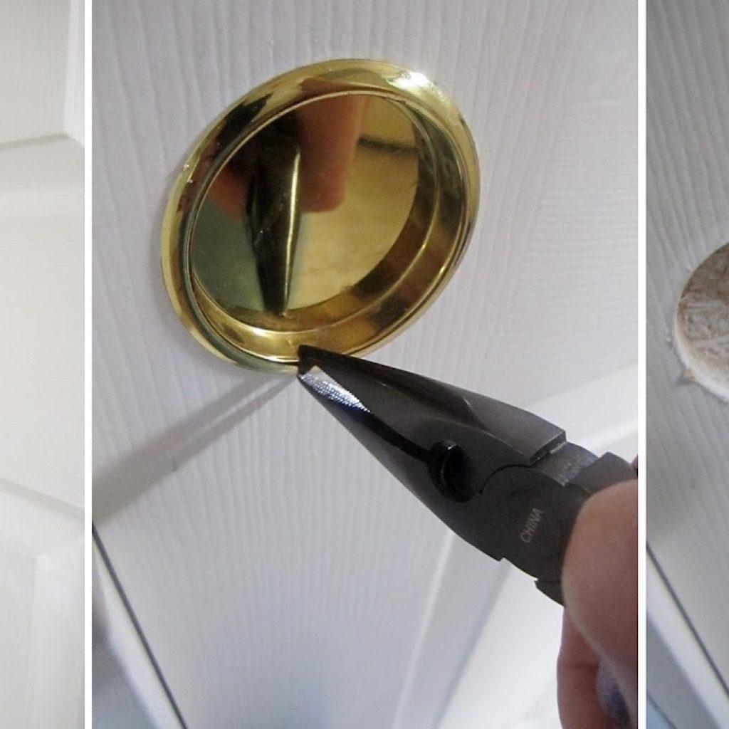 Sliding Closet Door PullsSliding Closet Door Pulls