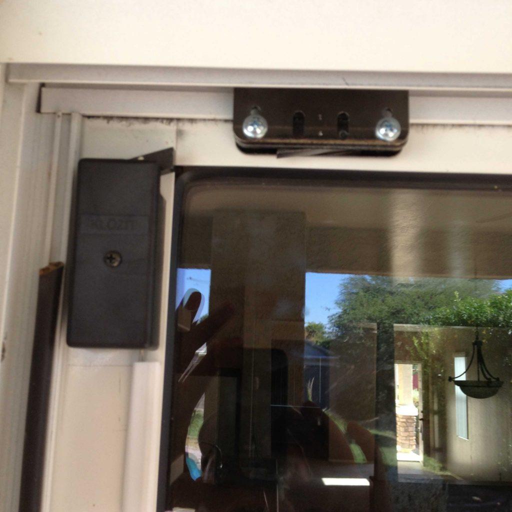 Sliding Glass Door Pool Safety Lock