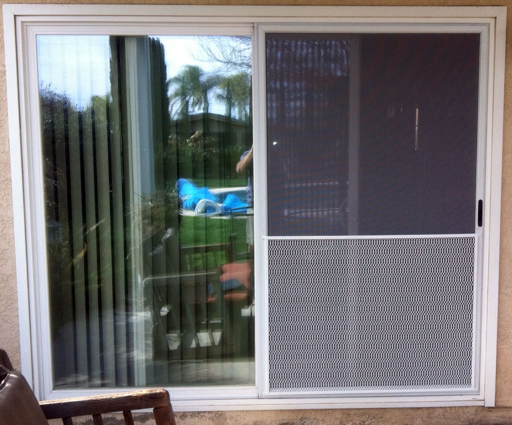 Sliding Glass Door Screen Options1007 X 836