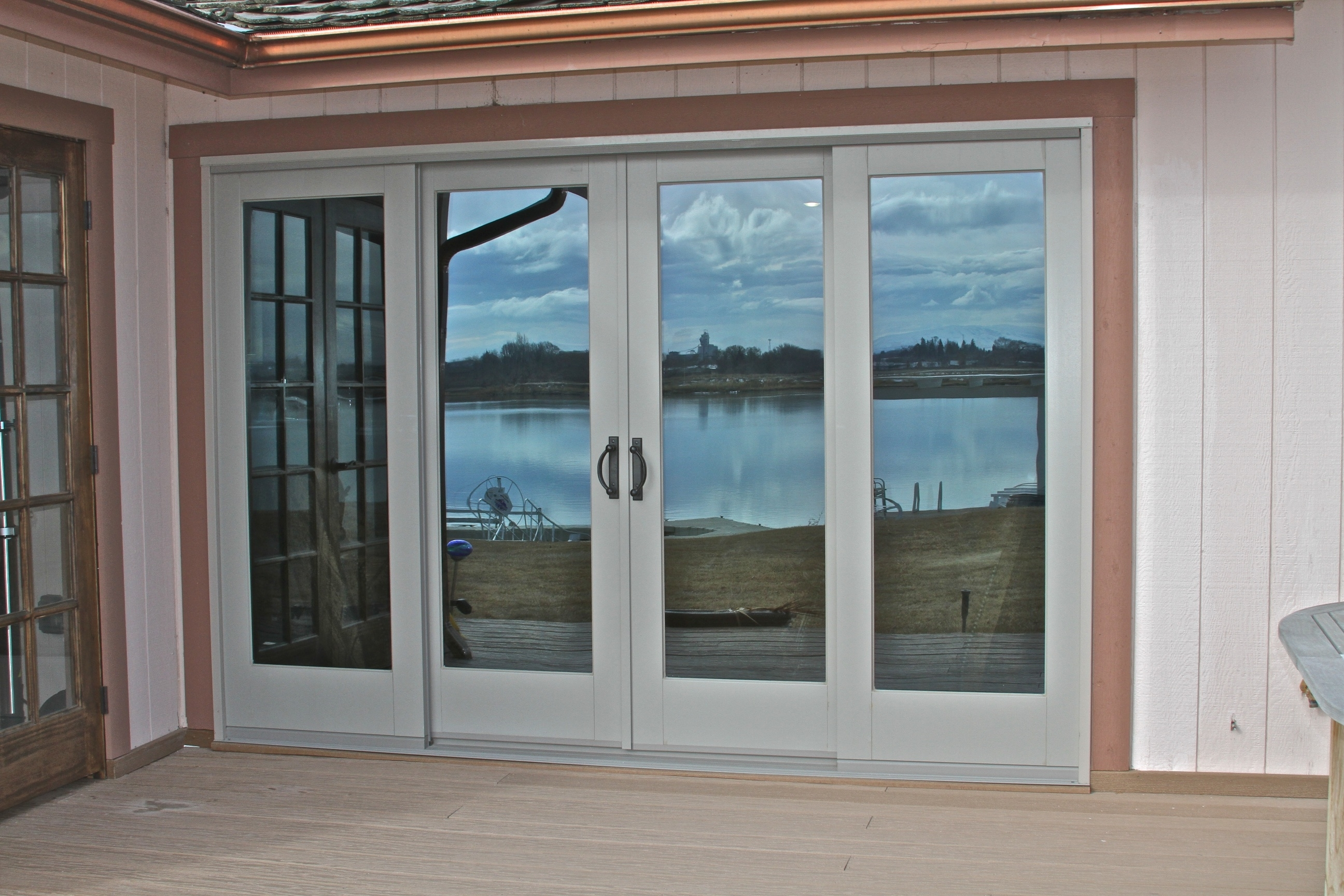 Sliding Glass Door With Sidelights Sliding Doors