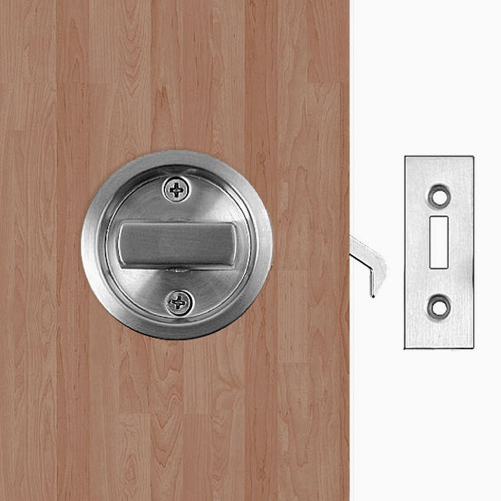 Sliding Locks For Bathroom Doors