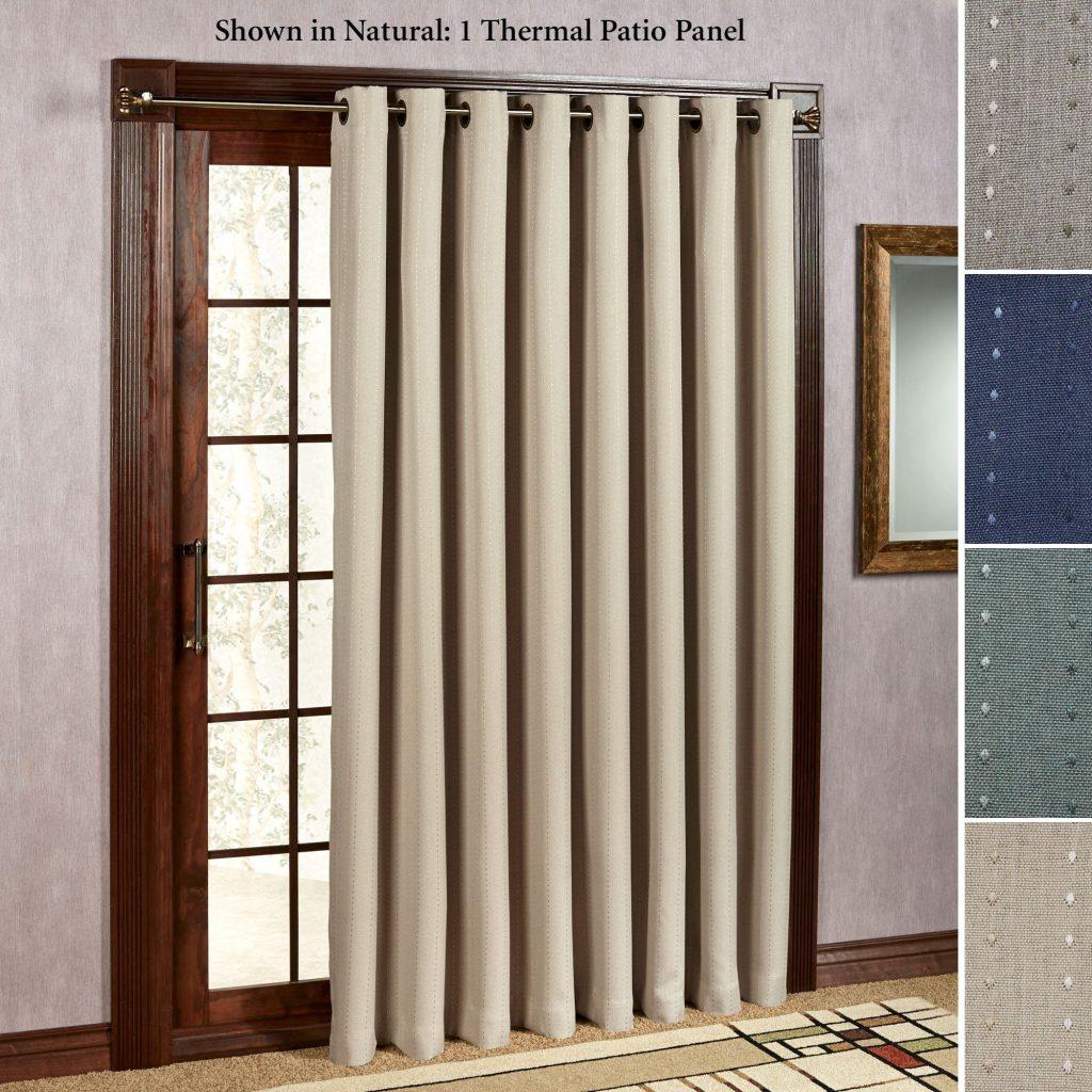 Sliding Patio Door Panelspatio door curtain panels touch of class