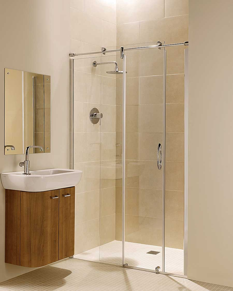 Sliding Shower Doors For Small Spacessliding shower doors for small spaces saudireiki