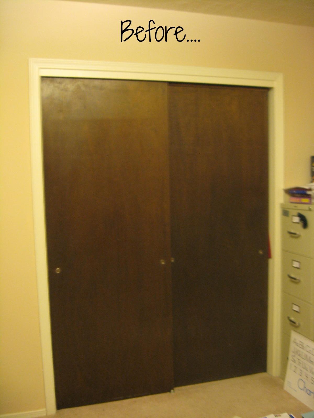 Sliding Wardrobe Door Covers