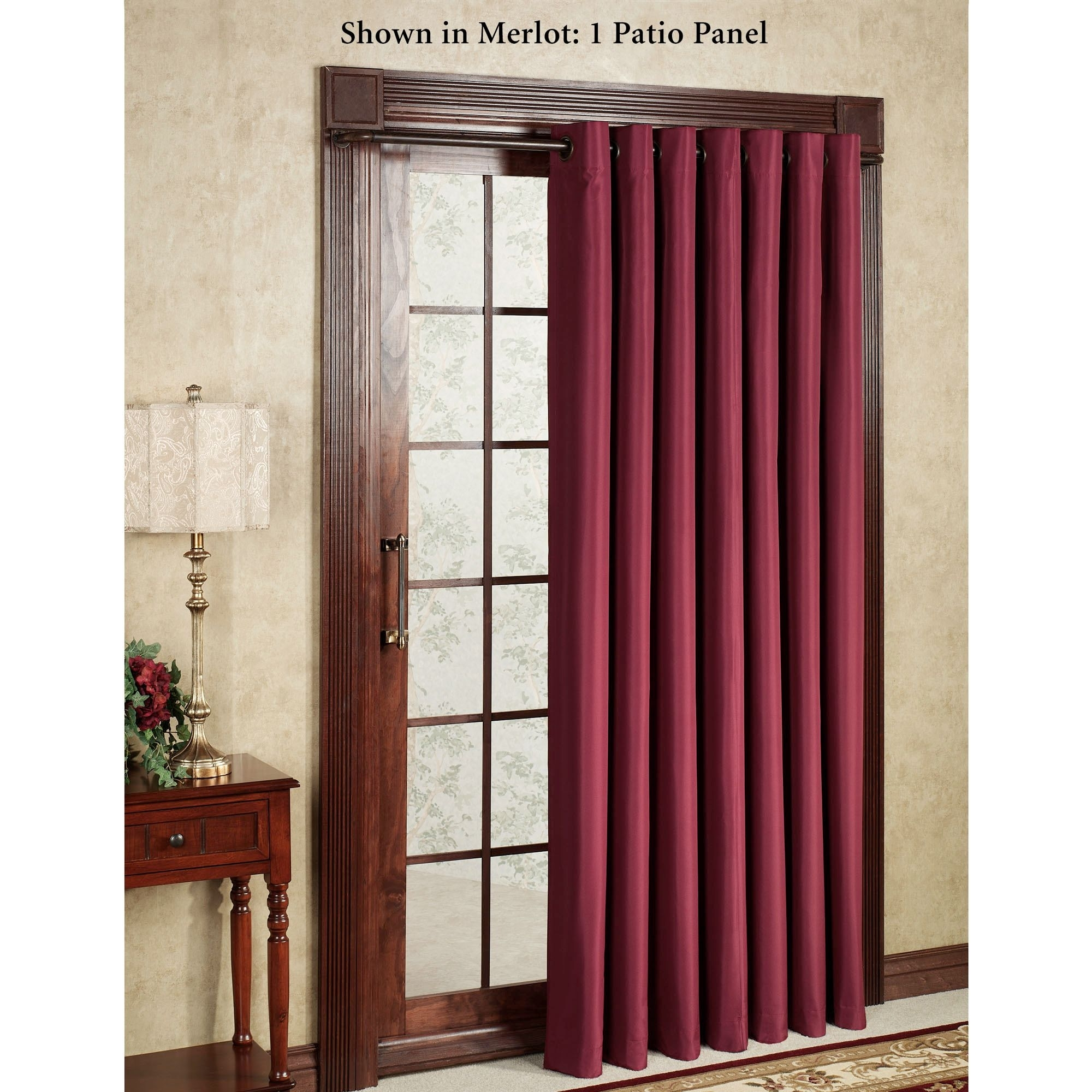 Thermal Lined Drapes Sliding Glass Doors2000 X 2000
