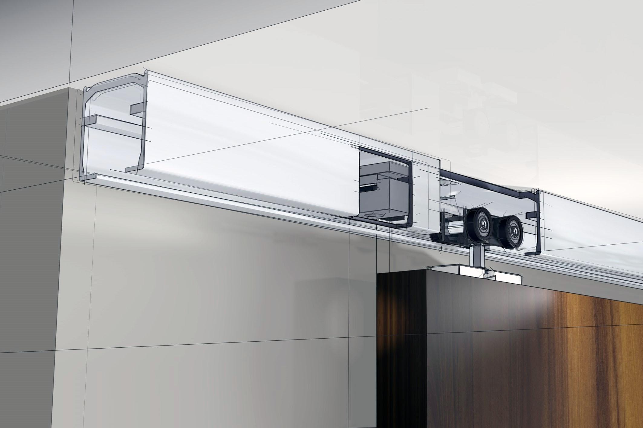 Top Line Grant Sliding Door Hardware2126 X 1417