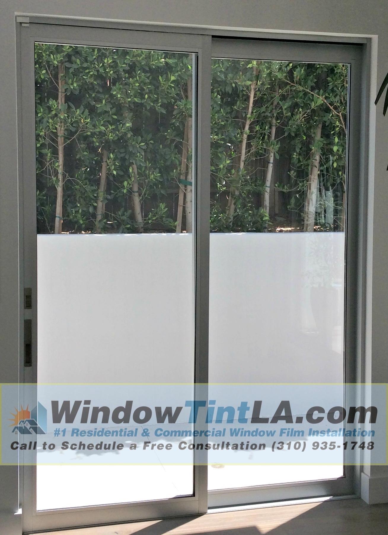 Tough Window Film For Sliding Glass Doors1309 X 1803