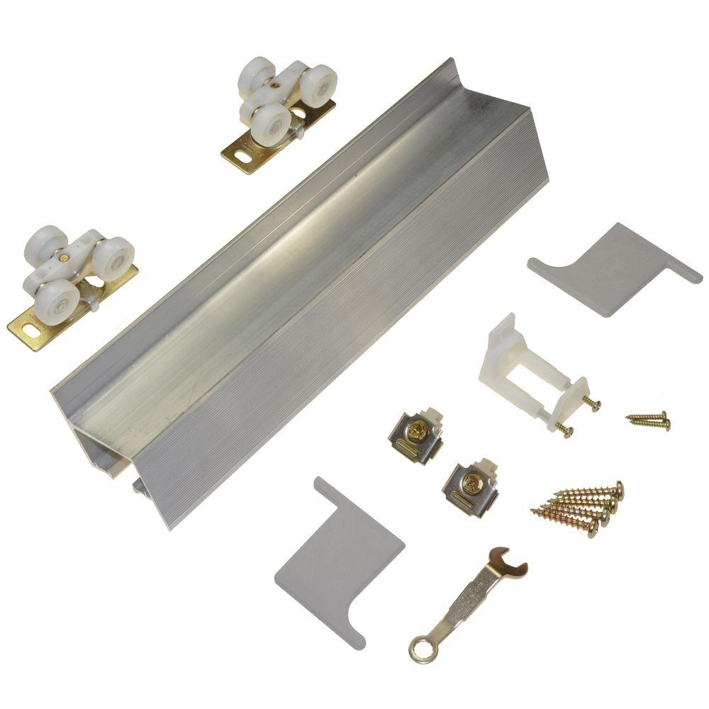 Wall Mounted Sliding Door Track And Hardware1000 X 1000