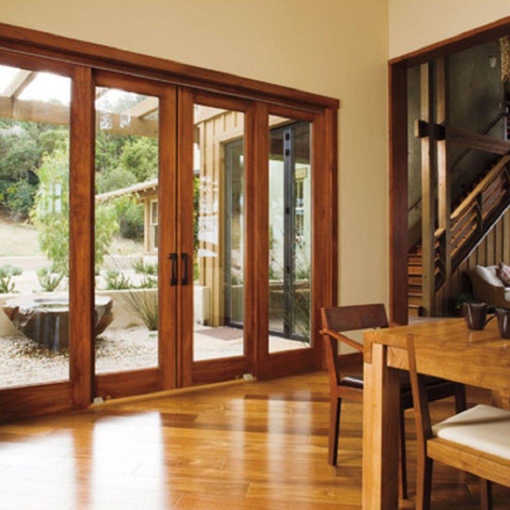 Wood Sliding Patio DoorsWood Sliding Patio Doors