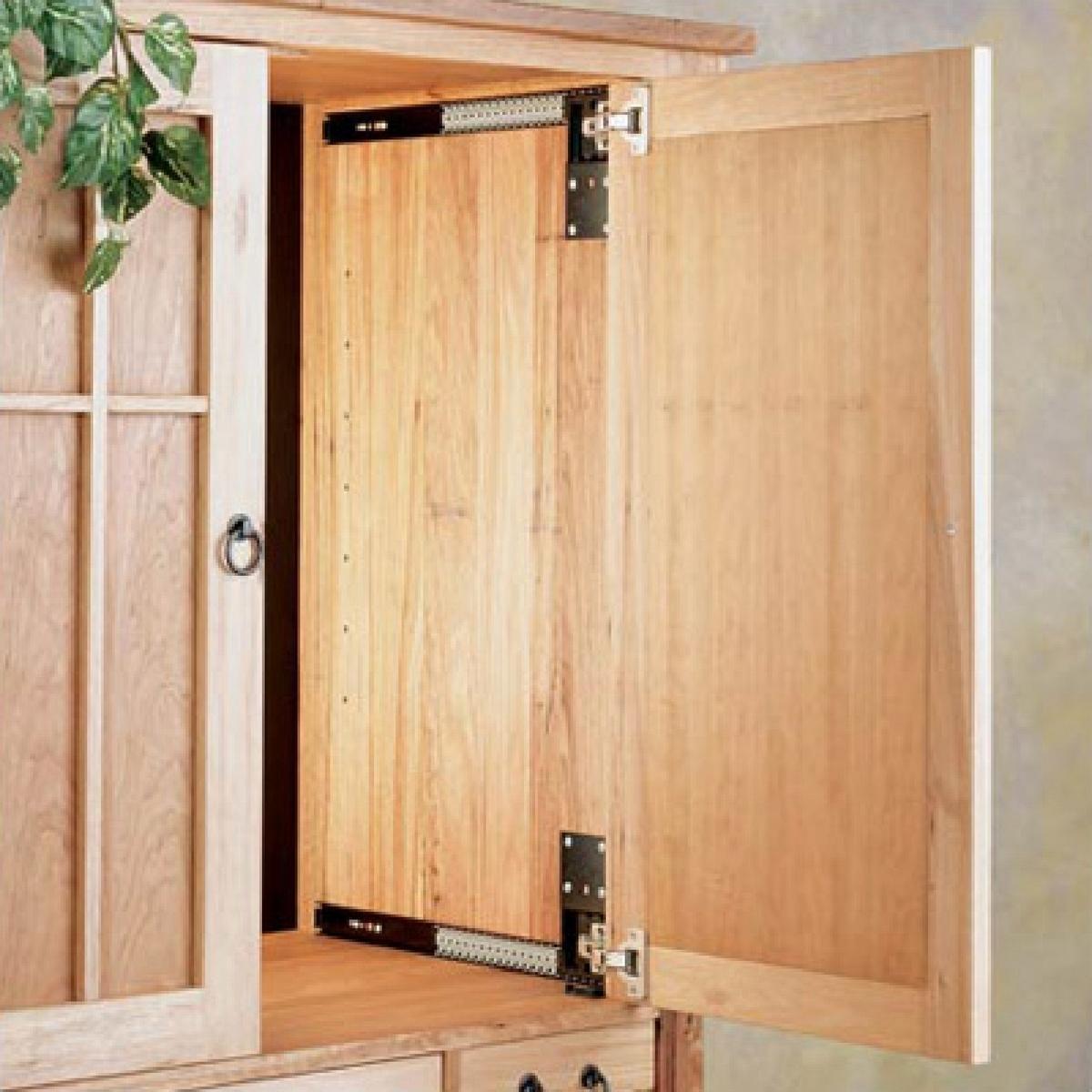 Xl Pivoting Pocket Door Slide System