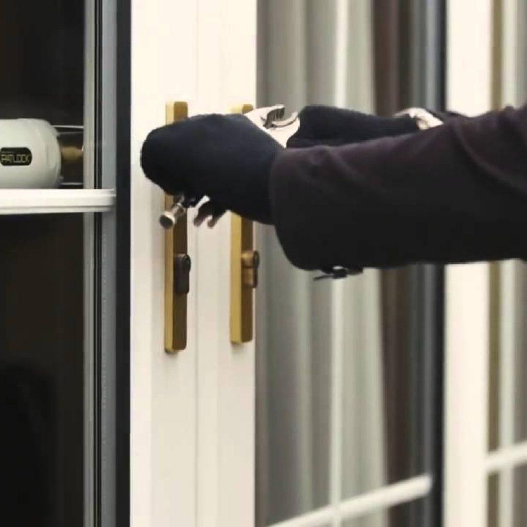 Adding A Lock To Sliding Glass Door
