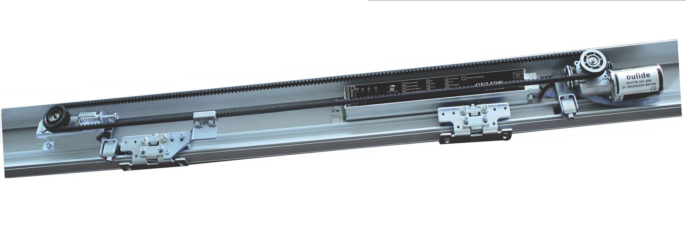 Automatic Sliding Door Opener And Closer