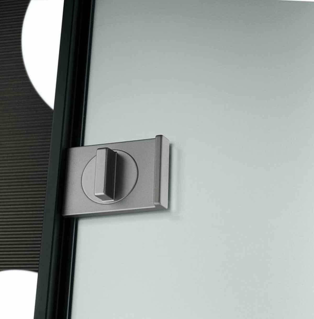 Automatic Sliding Glass Door Locks