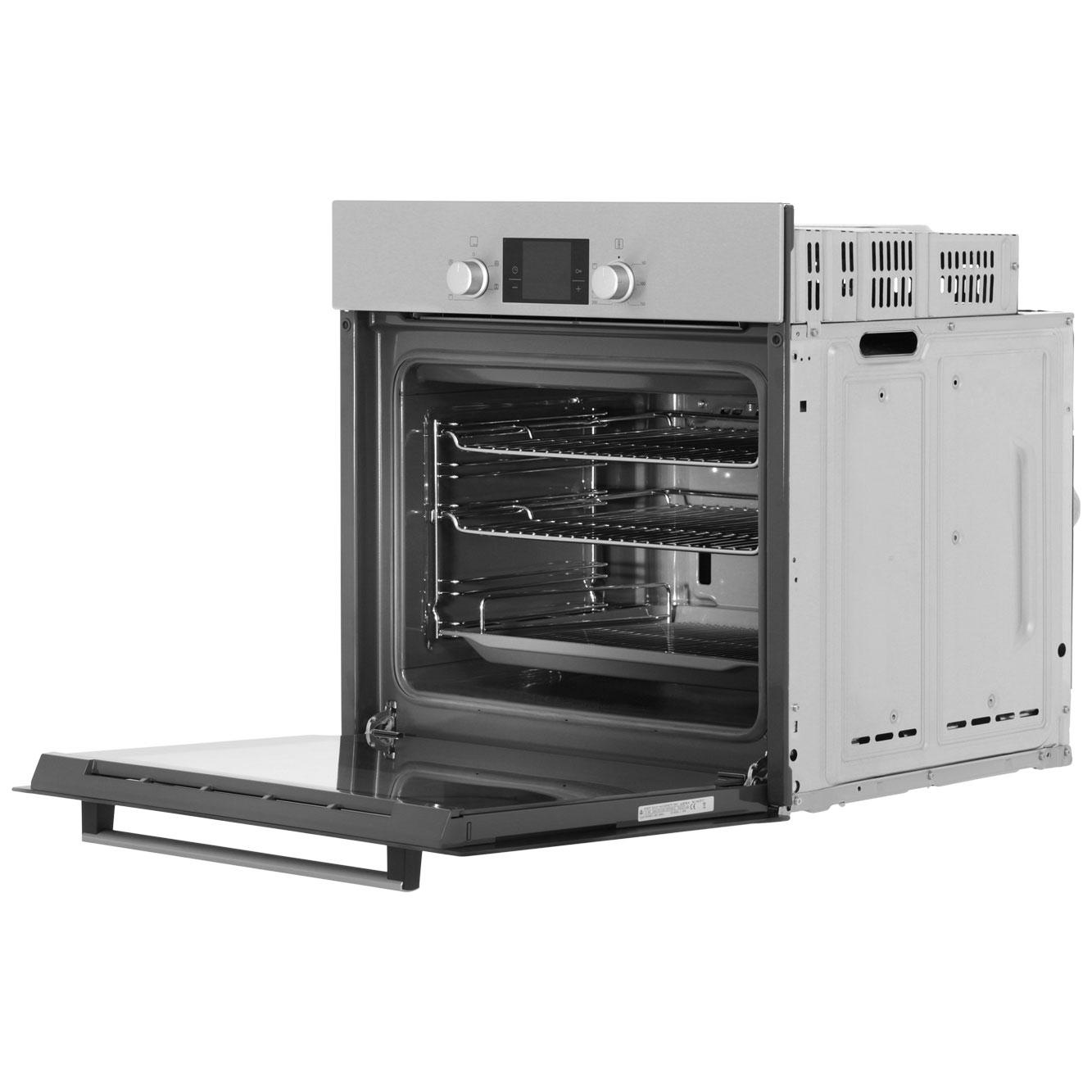 Bosch Oven With Slide Under Door