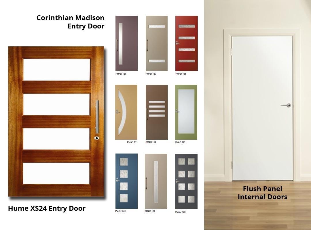 Corinthian Cavity Sliding Door Unit1080 X 800