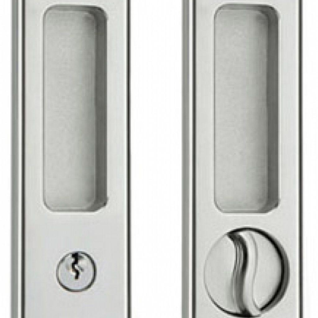 Double Sliding Pocket Door Hardware