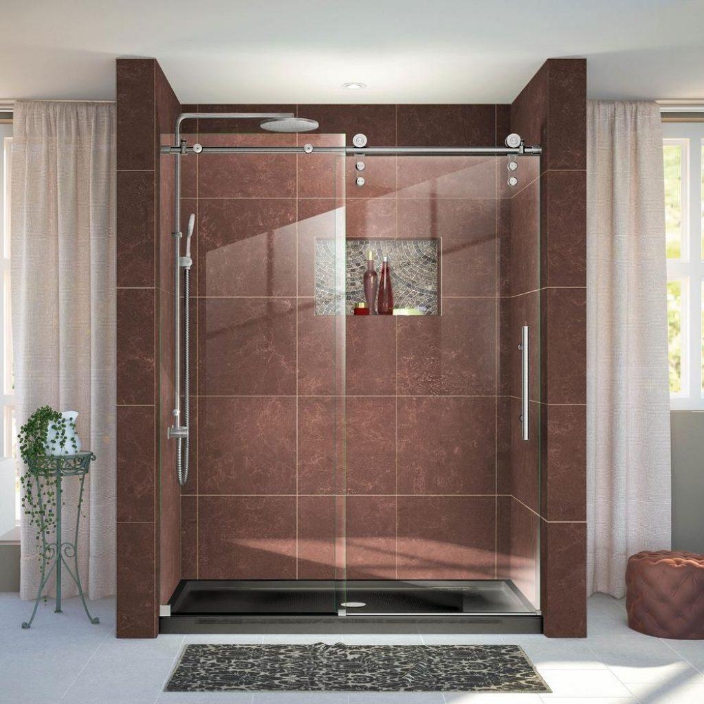 Dreamline Enigma Sliding Shower Door
