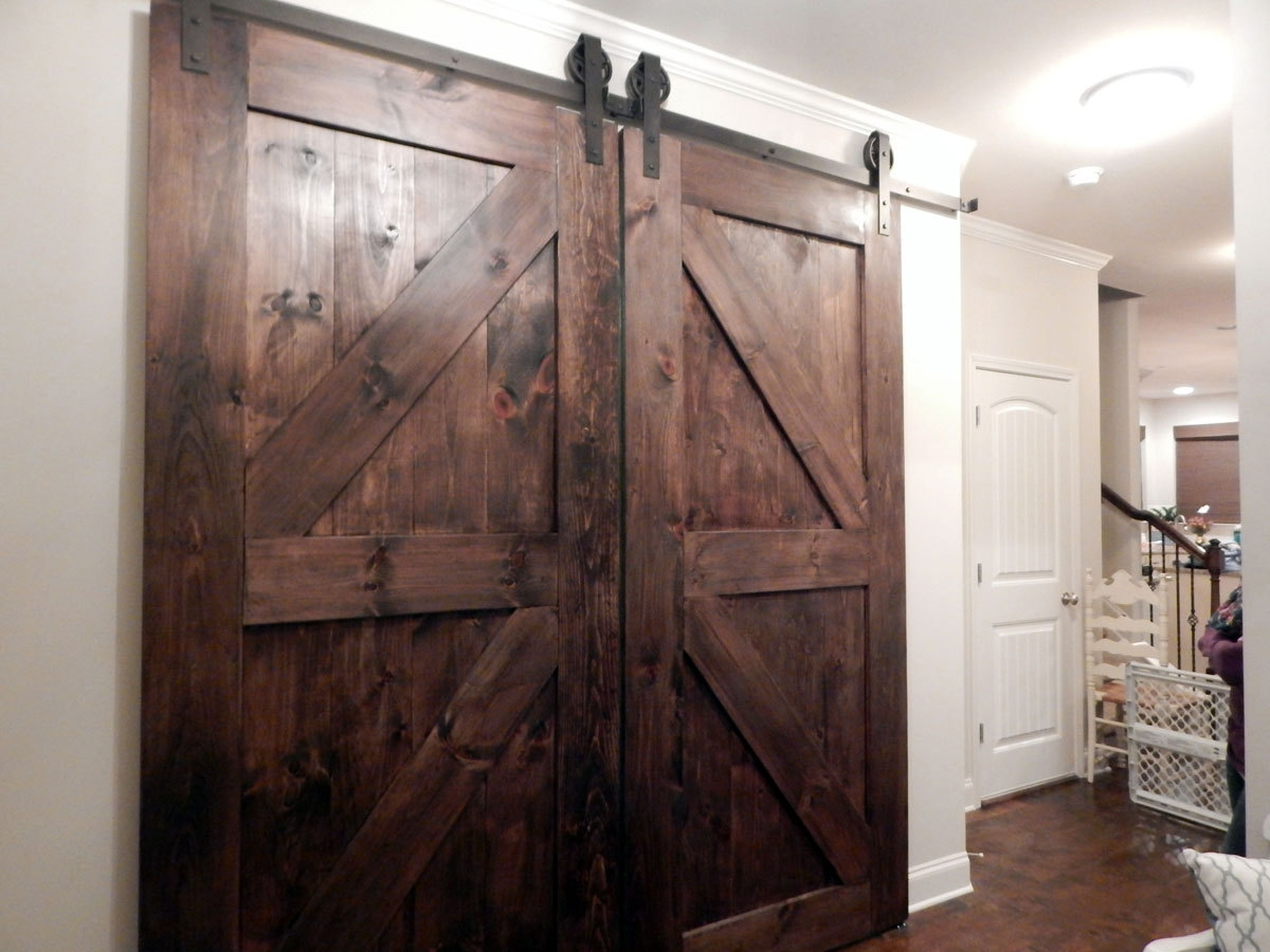 Interior Sliding Barn Door Picturesinterior sliding barn door idea