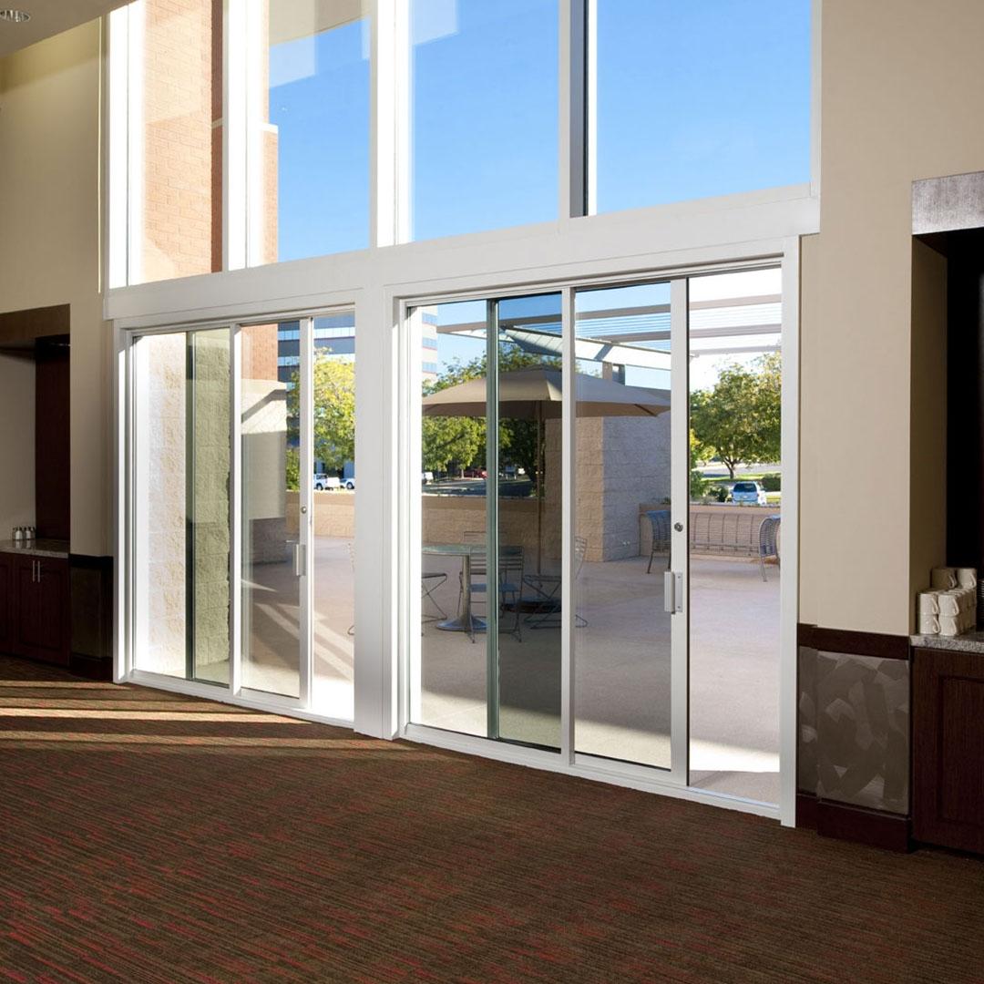 Kawneer Sliding Doors 990