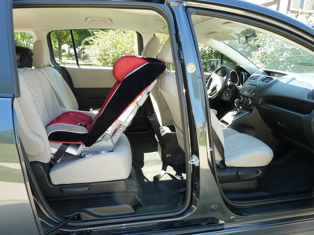 Mazda5 Sliding Door Latch1280 X 960