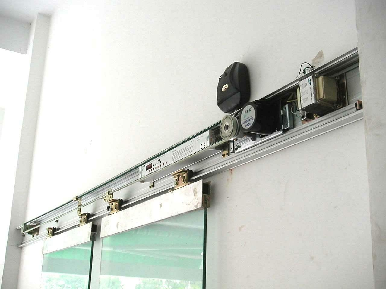 Motorized Sliding Door Systembest quality automatic door solution in bangladesh