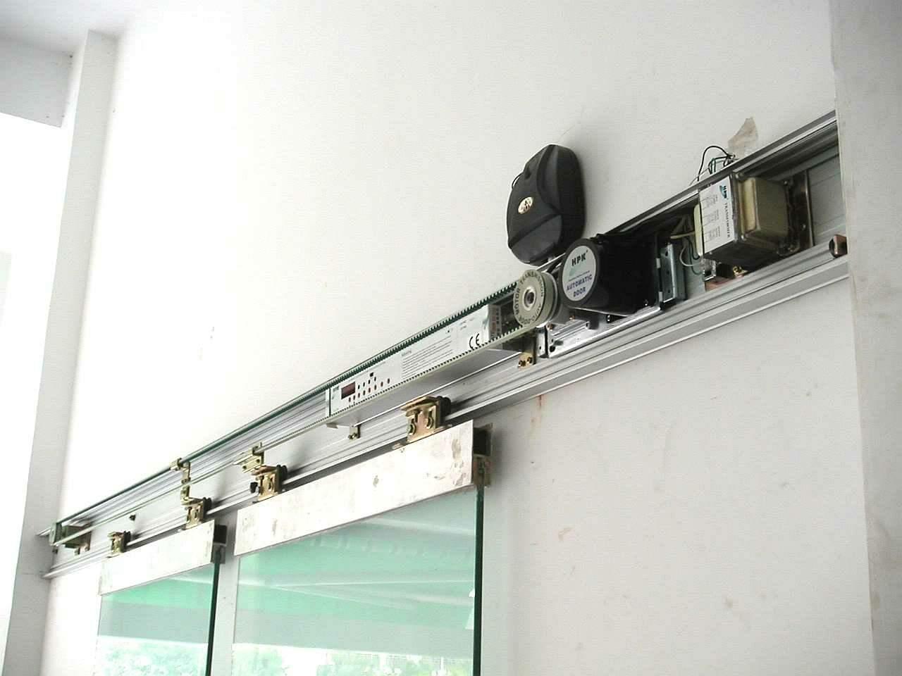 Motorized Sliding Door System Sliding Doors